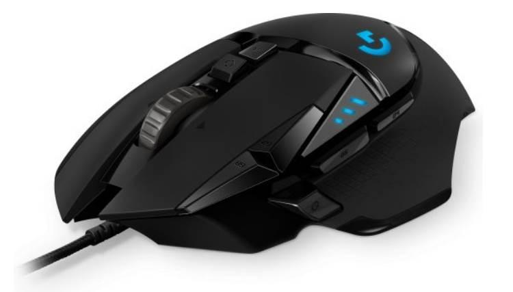 עכבר לגיימרים Logitech G502 Hero High Performance
