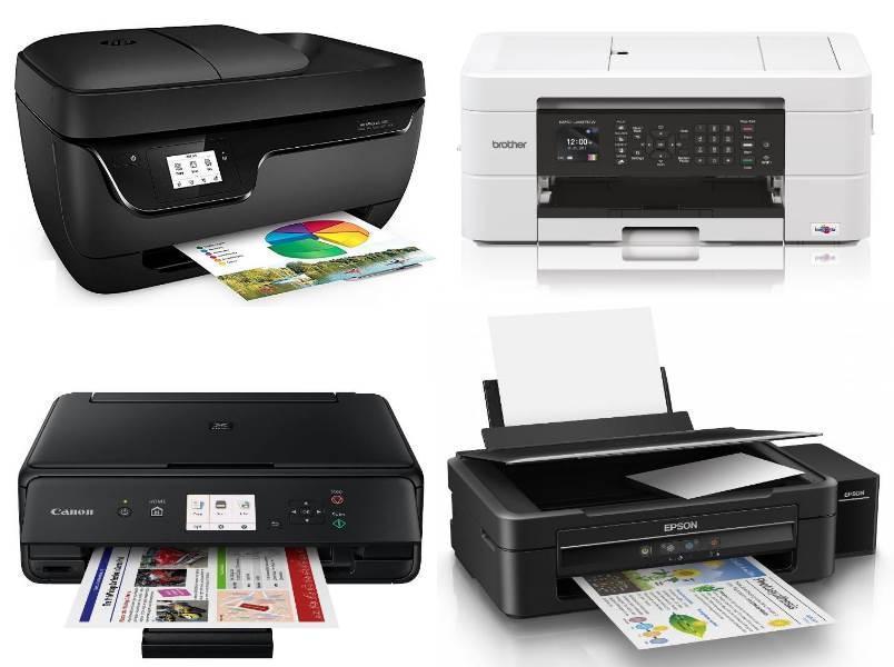 מאוד מדפיסים בבית: מה זה מדפסת הזרקת דיו ואילו מדפסות מומלצות NT-38