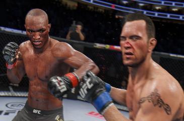 משחק הלחימה הכי טוב שיש היום - ביקורת UFC 4